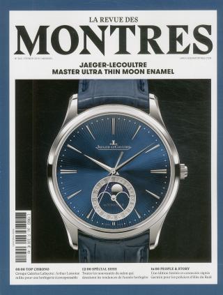 Abonnement La revue des montres