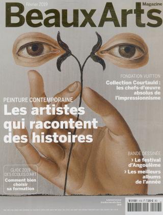 Abonnement Beaux Arts magazine