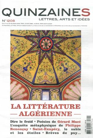 Abonnement La Nouvelle Quinzaine littéraire