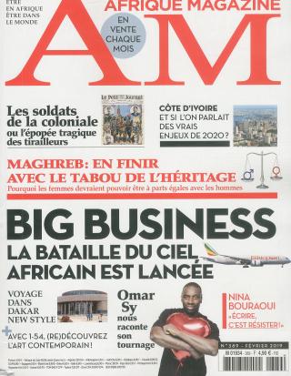 Abonnement Afrique Magazine