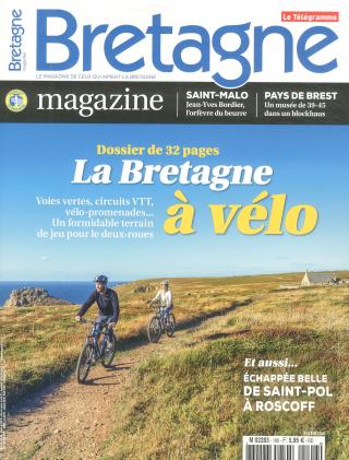 Abonnement Bretagne magazine