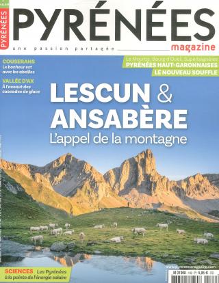 Subscription Pyrénées magazine