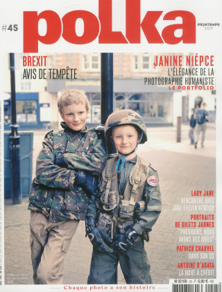 Abonnement Polka magazine