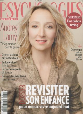 Abonnement Psychologies Magazine