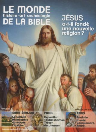 Abonnement Le Monde de la Bible