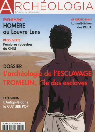 Abonnement Archéologia