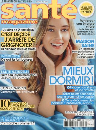 Abonnement Santé magazine