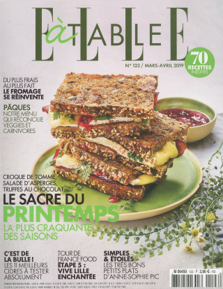 Subscription Elle a Table