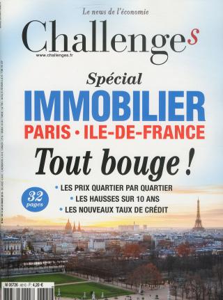 Abonnement Challenges