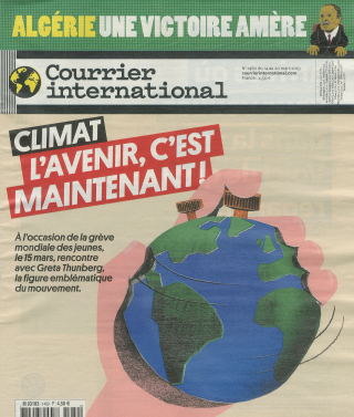 Abonnement Courrier International