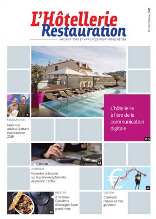 Abonnement Hôtellerie Restauration