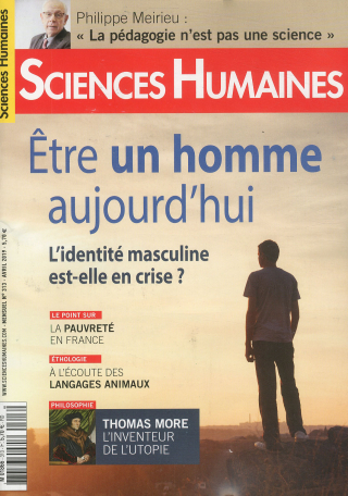 Abonnement Sciences humaines