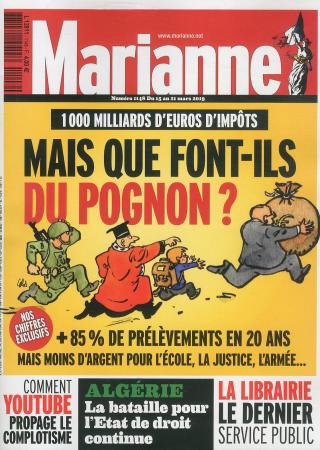Abonnement Marianne