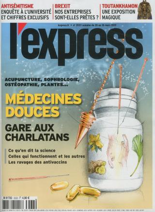Subscription L'Express International