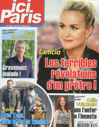 Subscription Ici Paris