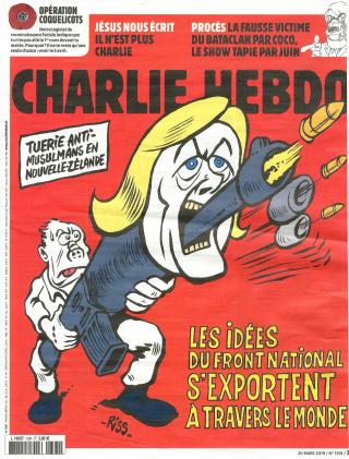 Abonnement Charlie Hebdo