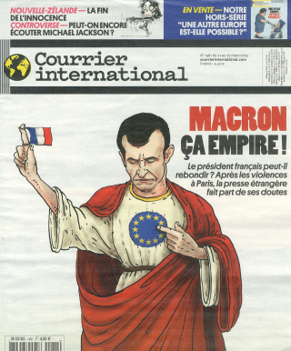 Subscription Courrier International
