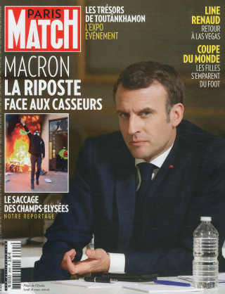 Subscription Paris Match