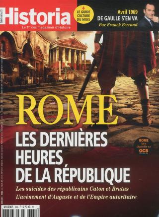 Abonnement Historia