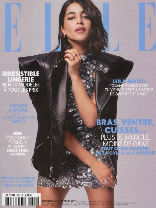 Subscription Elle