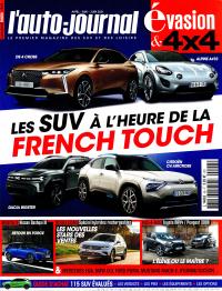 L'AUTO JOURNAL 4X4 EVASION